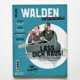 WALDEN Magazin Theresa Schwietzer Illustration und Grafik Hamburg