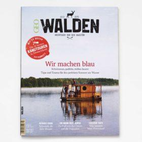 WALDEN Magazin Theresa Schwietzer Illustration