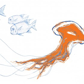 Illustration Grafik Hamburg Theresa Schwietzer