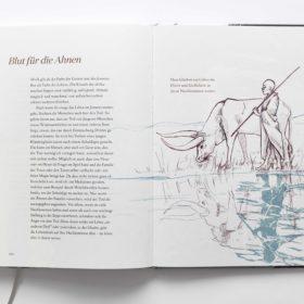 Ein Blick auf die Andere Seite Theresa Schwietzer Illustration Grafik